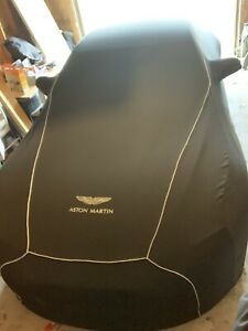Aston Martin V8 Vantage Indoor Car Cover 702271 Used For One Season