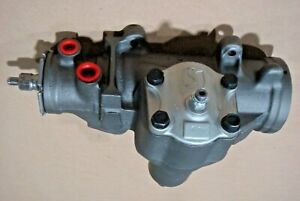 Gm Amc Javelin Amx Rebel Quick Ratio Concours Restored Show Steering Gear Box