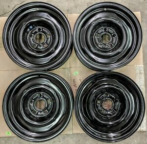 Shelby Wheels Gt350 Gt500 Kr 1968 Fomoco Kelsey Hayes 15x6 Show Quality Set Of 4