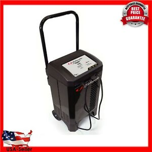 Car Battery Charger Vehicle Engine Starter Booster Electric Wheel 200amp
