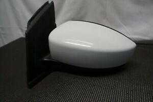 2013 2016 Ford Escape Oem Driver Side Left Hand Power Side Mirror Oxford White