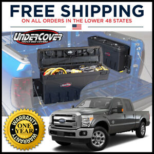 Undercover Swing Case Bed Storage Driver Side For 1999 16 F 250 F 350 Super Duty