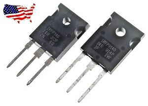 Irfp140 Irfp9140 1 Pair Power Mosfet From Usa
