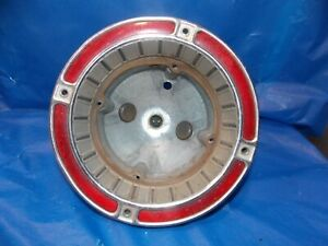 1963 Ford Fairlane Tail Light Bucket 260 Sports Coupe