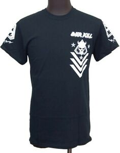 Overkill Shirt The Wrecking Crew Spec. Ops White Devil Armory Licensed Merch $19.95