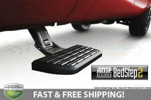 Amp Bedstep2 Truck Side Cab Access Retractable Bed Step For 2015 2020 F 150