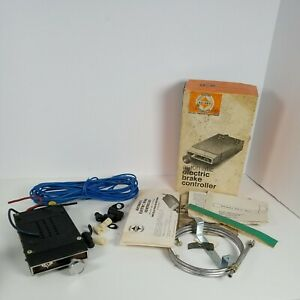 Kelsey No 81740 Automatic Electric Brake Controller Used In Box 1976