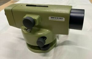 Used Wild Heerbrugg Na2 Universal Industrial Automatic Level W case And Manual