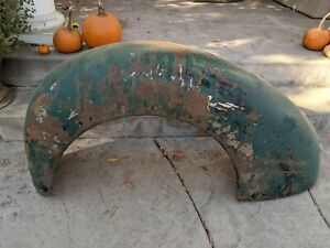 1940 1941 1942 1946 Chevy Gmc 1 2 Ton Pickup Truck Rear Driver Side Fender