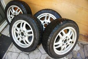 Snow Tires And Oe Wheels For Bmw 3 Series E36 E46 318 323 325 328 Nokian Rsi