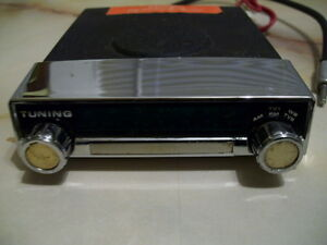 Vintage Kraco Micro Fm Converter For Am Car Radios Fullytested And Inspected