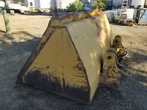 Tink Style Rollout Loader Bucket 8 Feet Wide
