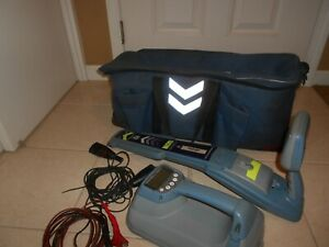 Radiodetection Rd 8000 Pxl Cable And Pipe Locator Radiodetection Tx 10 Rd 8100