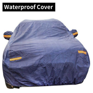Brand New Portable Full Car Cover Sun Dust Resistant For Ford Mustang 1965 2014