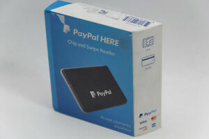 Pay Pal Here Chip And Swipe Card Reader
