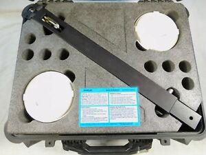 Ashtech Locus Gps Receivers Mounting Poles And Pelican Case
