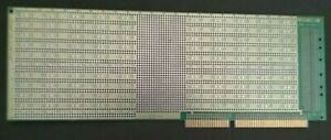 Vector ibm Prototyping Circuit Board Model 4617 5 Ground Plane Perforated Area
