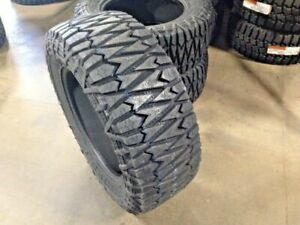 4 New 37 12 50 17 Pioneer Mt Mud Tires 37x12 50 17 R17 12ply Mud Terrain