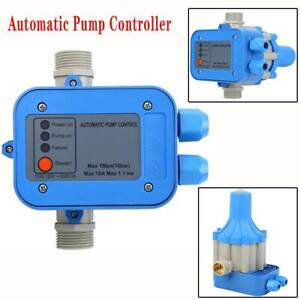 110v Automatic Water Pump Pressure Electronic Switch Control Controller 10bar