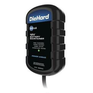 Diehard Dh150 800 Ma Automatic 12v Battery Maintainer With Led Status Indicator