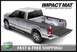 Bedrug Impact Mat Liner For 2019 2021 Silverado 1500 6 6ft Bed W O Pro Tailgate
