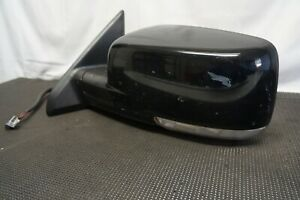 2010 2012 Dodge Ram 1500 Oem Left Hand Lh Driver Side Mirror With Turn Signal