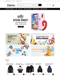 Fully Automated Dropshipping Website With 70 000 Products Free Hosting
