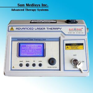 Advanced Laser Chiropractic Therapy Lcd Cold Laser Lllt Muscle Pain Treatment