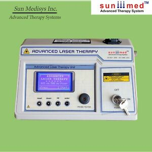 Professional Laser Chiropractic Therapy Lcd Cold Laser Lllt Muscle Pain Healing