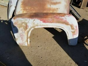 1953 1954 1955 1956 Ford Truck Driver Fender 53 54 55 56