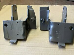 Ford Mustang 289 1965 1969 Engine Mount Brackets 1966 1968 302 351w