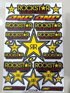 Rockstar Energy Yoshimura Metal Mulisha Racing Stickers Ktm Motorrcross Motogp