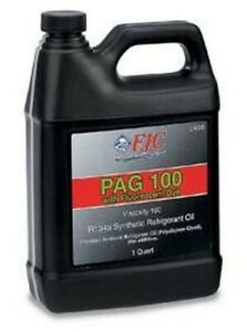 Fjc Pag Oil 100 With Dye Quart 2496