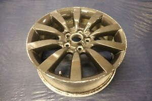 2009 Mitsubishi Lancer Ralliart Oem Wheel 18x7 46 Offset 1 3 Curb Rash 595