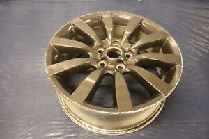 2009 Mitsubishi Lancer Ralliart Oem Wheel 18x7 46 Offset 3 3 Curb Rash 595
