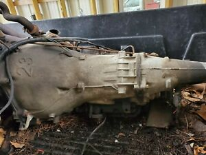 Ford Aod Automatic Overdrive 2x4 Transmission 4 9 5 0 5 8 Hotrod Swap 302 351