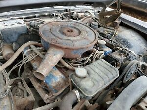 Ford 390 Fe Engine Original Takeout Will Ship