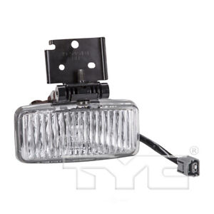 Right Fog Light For 1997 1998 Jeep Grand Cherokee Tyc 19 5451 90