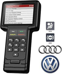 Thinkcar Vag Scanner Obd2 Scanner For Vw Audi Seat Skoda With 130 Systems