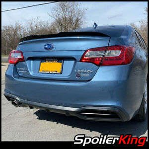 Rear Duckbill Trunk Lip Spoiler fits subaru Legacy 2015 2019 Spoilerking 284gc
