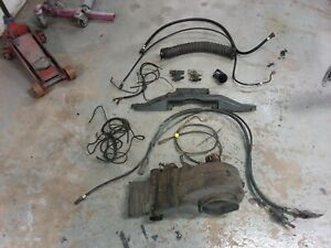 1967 1968 Mustang Shelby Cougar A C Parts