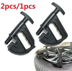 New Tire Changer Changing Bead Clamp Drop Center Tool Universal Rim Clamp Usa