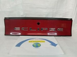 1995 1999 Mitsubishi Eclipse Rear Center Finish Panel Taillight