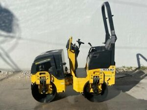 2017 Roller 36 Double Drum Bomag Bw900 50