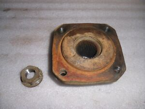 77 80 Chevy 4x4 Truck Np203 Transfer Case Flange Yoke 30 Spline Dodge Np205