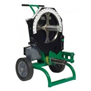 Greenlee 555cx Electric Conduit Bender With Standard Pendant 120 Vac 20