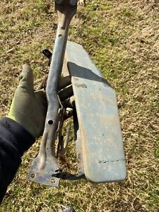 1947 1953 Chevy Gmc Truck Orig Cowl Vent With Bracket lever