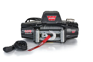 Warn 103254 Vr Evo Series Winch 12 000lb With Steel Cable Jeep 4x4 Off road