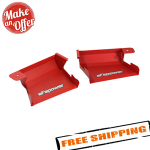 Afe Magnum Force Dynamic Air Intake Scoops For 06 13 Bmw 325i 328i 330i 335i m3