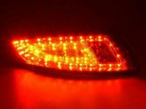 Clear Led Tail Lights Rear Lamps For Porsche 911 997 7 2004 2009 Nice Gift